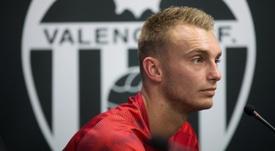 Cillessen había regresado a la titularidad. EFE/ Miguel Ángel Polo/Archivo