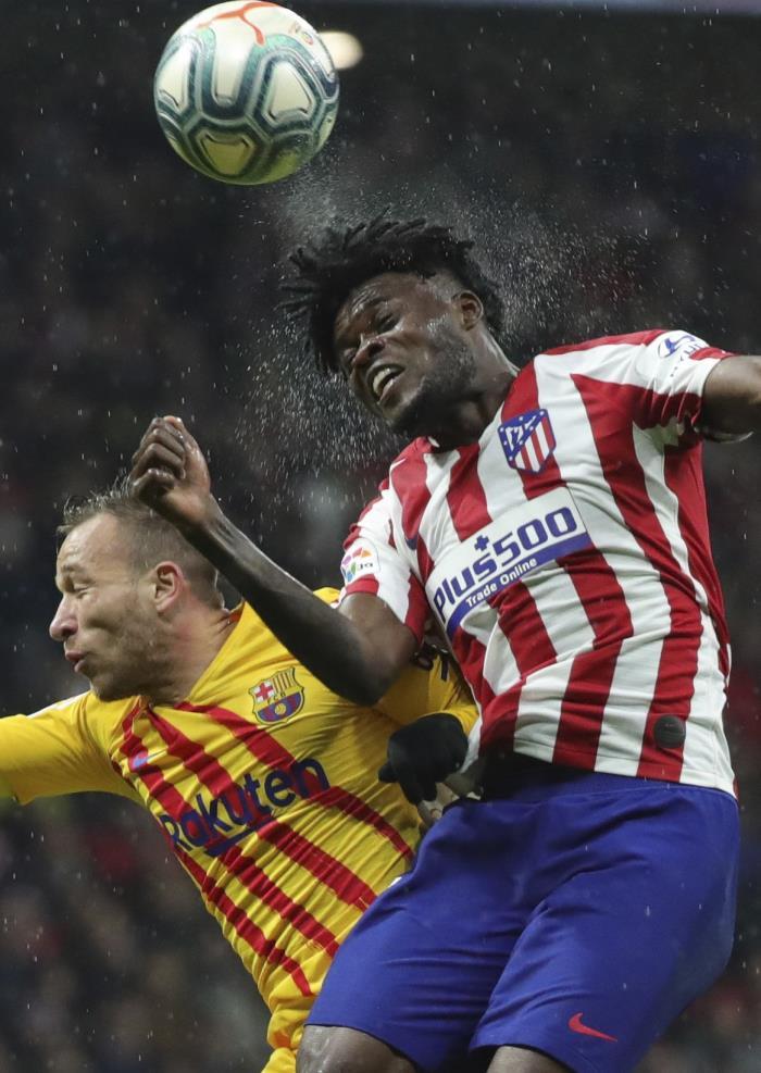 Arsenal want him. EFE