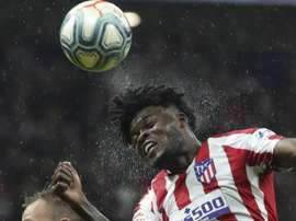 Arsenal want him. EFE