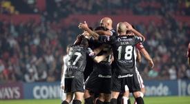 Argentinos Juniors ganó por la mínima y Colón recuperó la confianza. EFE