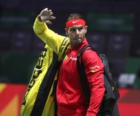 El tenista español Rafa Nadal. EFE/Kiko Huesca/Archivo