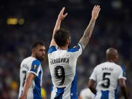 Confirmado: Ferreyra podrá estar en el Bernabéu. EFE