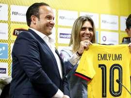 Ecuador prima la secretaría técnica al entrenador. EFE/José Jácome