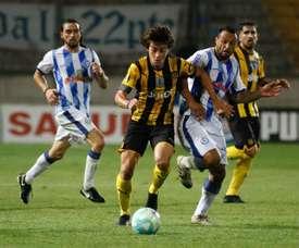 Un jeune espoir uruguayen a tapé dans l'oeil de Guardiola. EFE