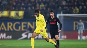Sem pontaria, Villarreal e Atlético lamentam empate. EFE/ Domenech Castelló