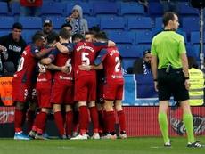 Osasuna, a acabar con la racha del Sevilla. EFE