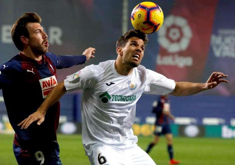 Cabrera está a un paso del Espanyol. EFE
