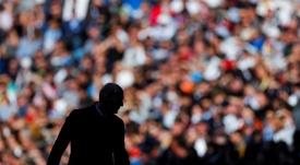 Zidane entre dans le top 4 du Real Madrid. EFE
