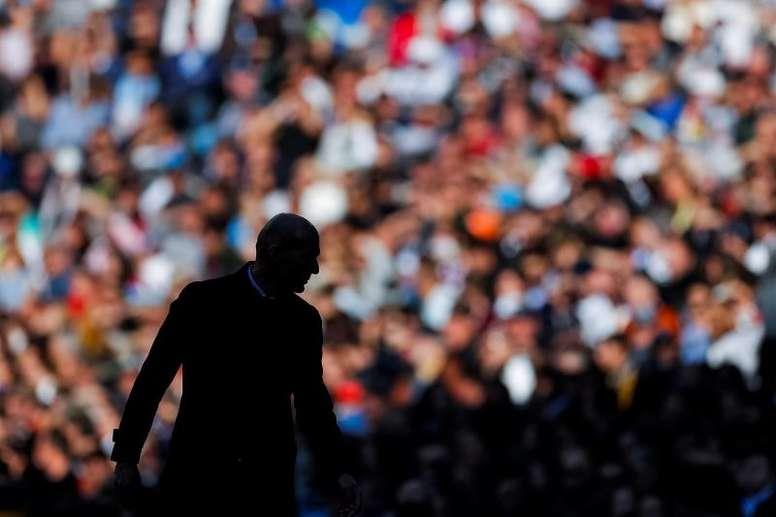Zidane, cada vez mais lendário no Real. EFE