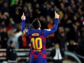 Le seul club qui peut espérer convaincre Messi ? EFE