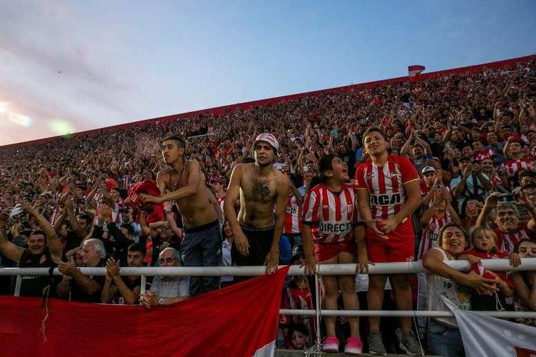 El Jorge Luis Hirschi de La Plata tiene una capacidad de 30.000 espectadores. EFE