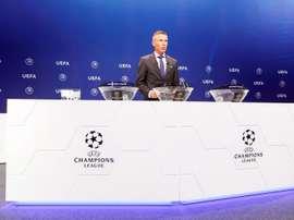 La Champions aún busca ocho clasificados. EFE