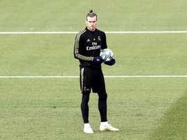 Kevin, défend Gareth Bale des critiques. EFE