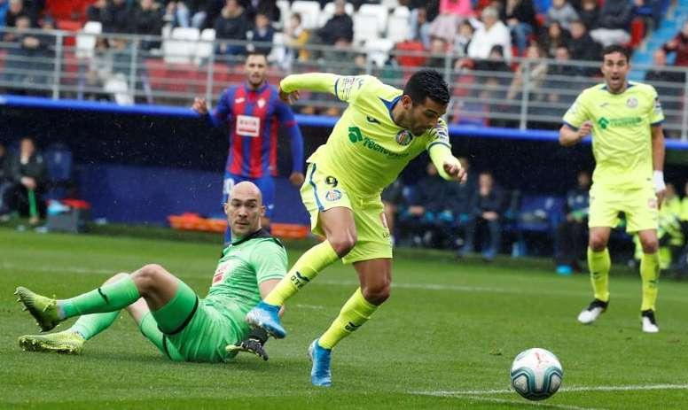 Barca could make a bid. EFE
