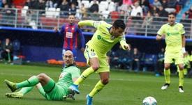 Dmitrovic es el meta titular en el Eibar. EFE