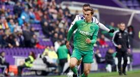 Diego Llorente va rejoindre Leeds. EFE