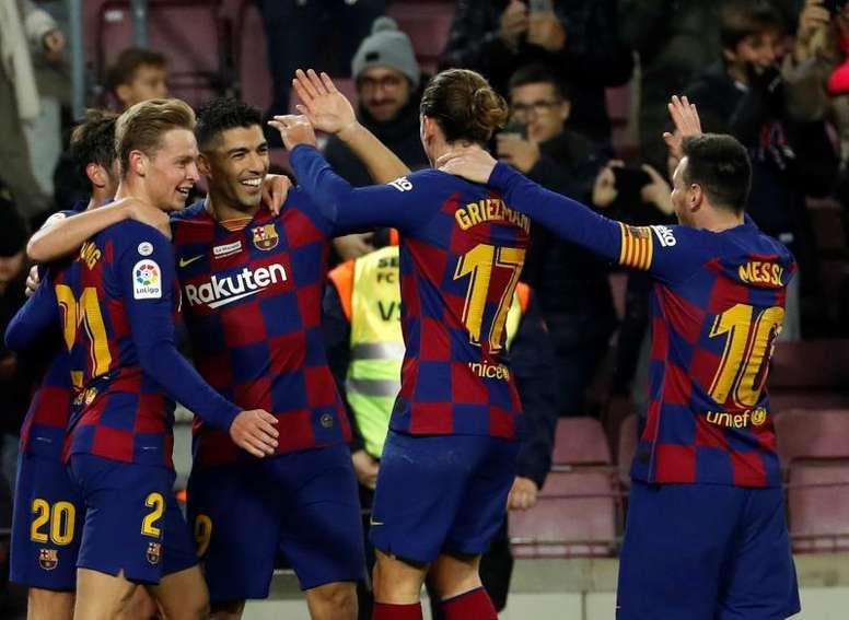 El Valencia-Barça ya tiene fecha y hora. EFE