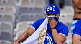 Primer positivo por coronavirus en Cruzeiro. EFE