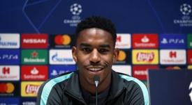 Junior habló sobre Messi. EFE