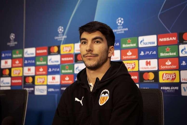 Soler cree que han estudiado bastante bien al Ajax. EFE
