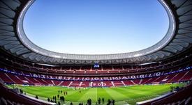 El Wanda Metropolitano acogerá un partido muy especial por Navidad. EFE/Archivo