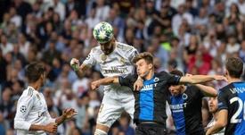 Les compos probables du match de Ligue des Champions entre Bruges et le Real Madrid. EFE