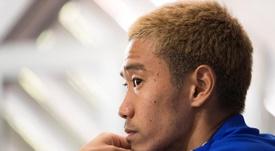 Kagawa habló sobre su rendimiento. EFE
