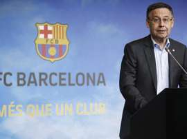 Bartomeu wants to stay on until 2021. EFE