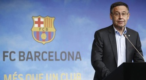 Barcelona have denied 'Cadena SER's' allegations. EFE