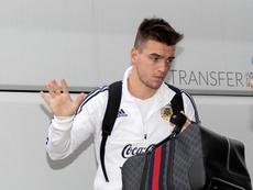 El Tottenham sigue sin poder contar con sus argentinos. EFE/Archivo