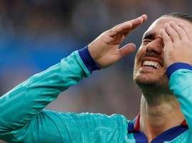 Solo el tiempo dirá si el empate del Barça es valioso o no. EFE