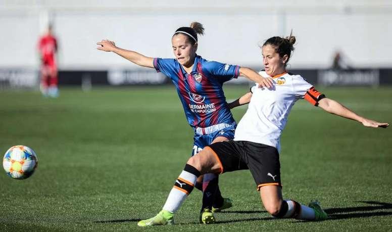 Valencia y Levante se enfrentarán este viernes. EFE