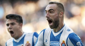 Espanyol have a tough test in Wolves in the Europa League last 32. EFE