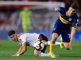 Aseguran que Palacios se irá al Bayer Leverkusen. EFE
