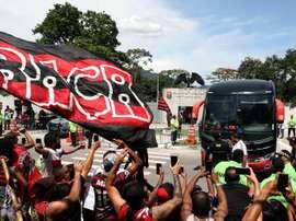 Flamengo y Al Hilal abren las semifinales del Mundial de Clubes. EFE
