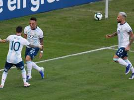Lautaro, Messi valide encore... EFE