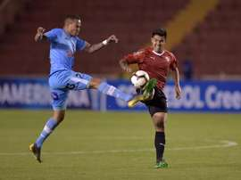 Donald Millán, 'MVP' de Perú, ficha por la 'U'. EFE