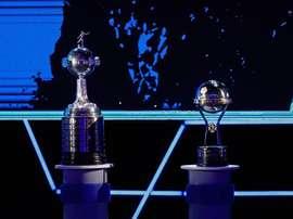 Confira os grupos da Copa Libertadores 2020. EFE/Nathalia Aguilar
