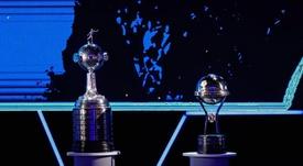 Suspenden la Libertadores y la Sudamericana hasta el 5 de mayo. EFE