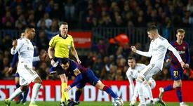 El Barça lidera en 'Clásicos' ganados. EFE