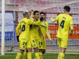 Valencia, Villarreal, Levante y Elche, vivos en la Copa del Rey. EFE/Raquel Manzanares