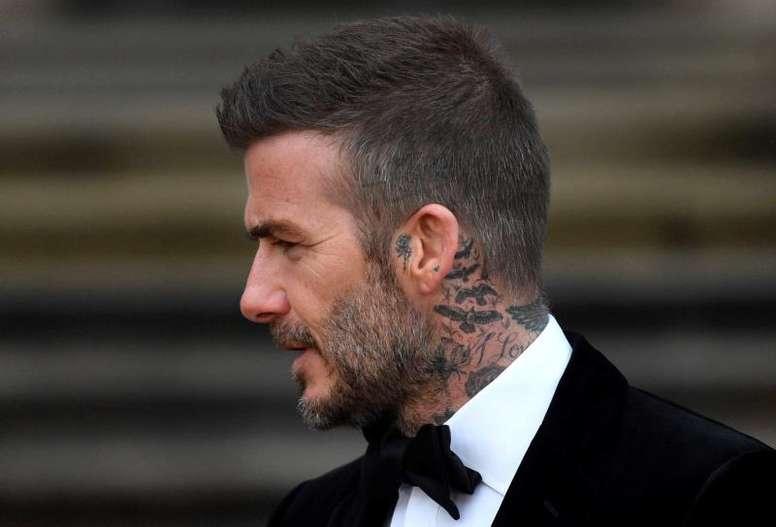 Beckham tendrá una serie en Netflix. EFE