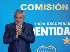 Boca negociará corte de salários dos jogadores. EFE/Juan Ignacio Roncoroni