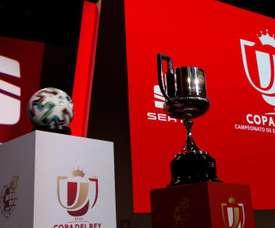 La Copa del tiempo. EFE