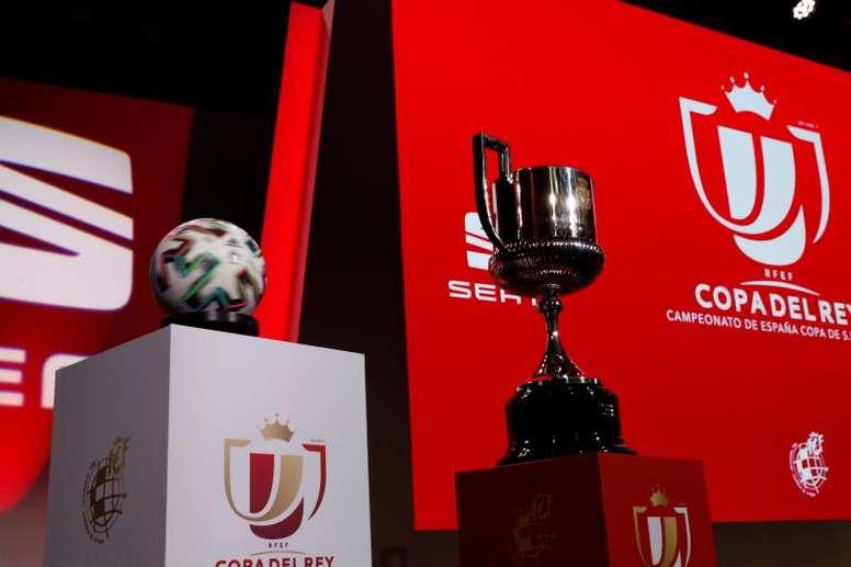 Sigue el directo del sorteo de los dieciseisavos de Copa del Rey. EFE/Zipi