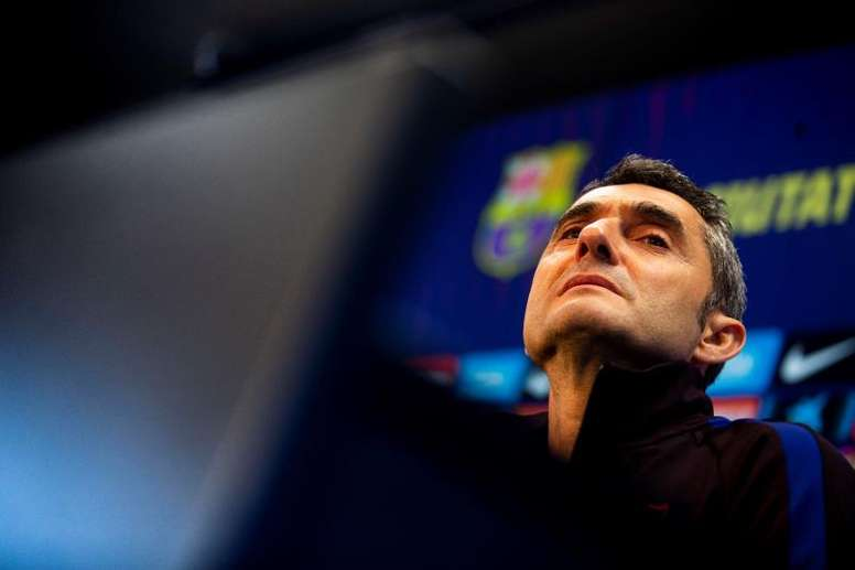 Valverde leaves Barcelona: five games where it went wrong. EFE