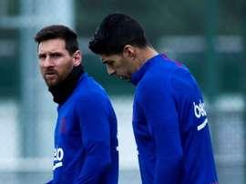Todibo spoke about Messi. EFE