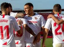 Diego Carlos promet un derby spécial. efe
