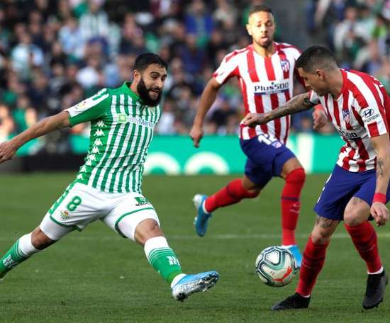 Atletico Madrid and Betis will play each other on Saturday 11th July. EFE