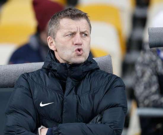 Djukic, nouvel entraîneur du Real Sporting. EFE